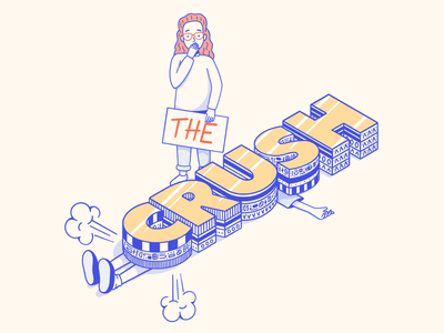 The Crush comic graphic novel book illustration book crush embarrassing simple color line art lines line drawing illustrator illustration