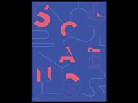 Solange Gig Poster