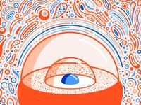 Eyeball Terrarium