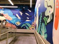 Seattle Target Mural