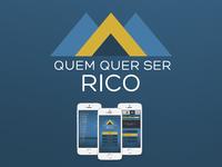 App - Quem Quer ser Rico