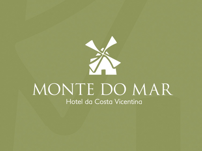 Brand Monte Mar vicentina branding coast portugal mill criative merchandising website hotel ocean beautifull