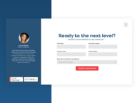 Lead Generation Pop-Up Form