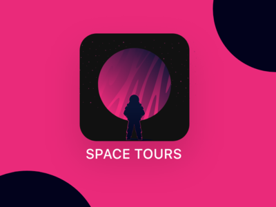 IOS App icon for fictional startup