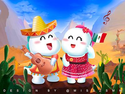 Mexico&BIGO 国庆安排bigo去墨西哥旅行啦!