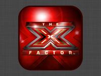 Xfactor ios appicon