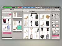 CRM - Custom Stylist Live Chat Dashboard
