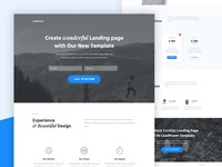 LeadPower - Landing Page