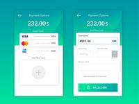 Card Payment UI