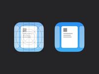 Facebook Paper Icon