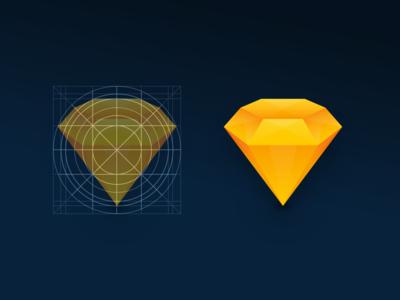 Sketch 3 Mac Icon