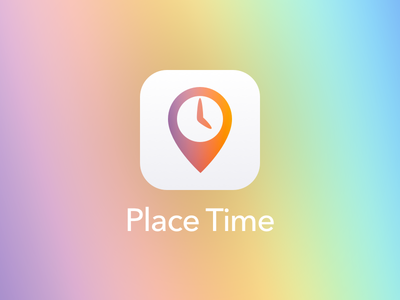 Place Time Icon