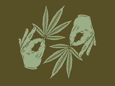 Happy 4/20/2020! hands marijuana hemp cbd weed cannabis 420