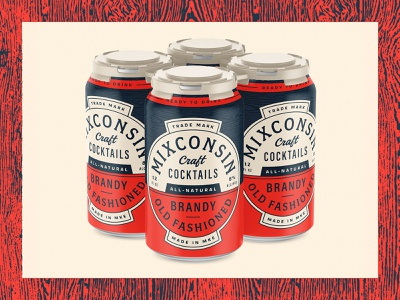 Mixconsin Craft Cocktails packaging mixconsin wisconsin can design craft cocktails cocktails craft