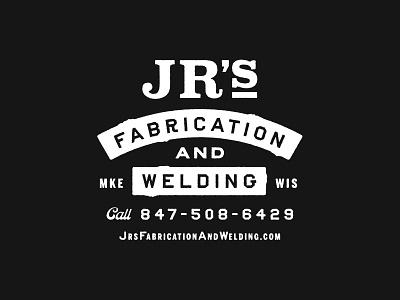 Jr's Fabrication and Welding wisconsin milwaukee jrs welding fabrication