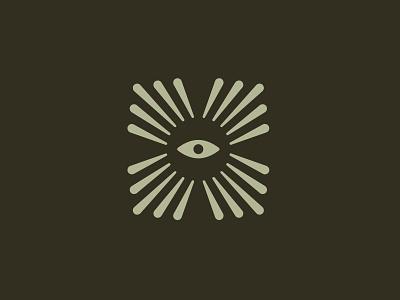 Transcend Logo Mark brand identity branding eye logo logomark