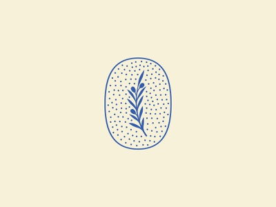 Olive Branch cooking kitchenware brand identity branding icon logomark logo branch olive