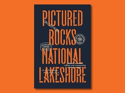 Type Hike michigan national lakeshore pictured rocks typehike