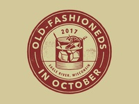 Old-Fashioneds In October logo