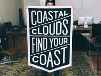 Coastal Clouds Co. Banner