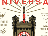 Pabst Milwaukee Brewery one year anniversary