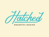 Hatched Script