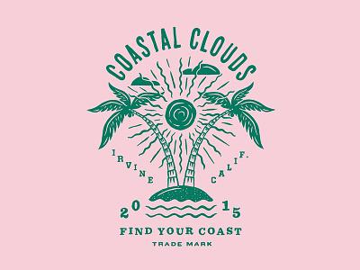 Coastal Clouds Palm Trees Promo light coast tropical sun palm trees clouds