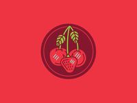 Apple Peach Strawberry