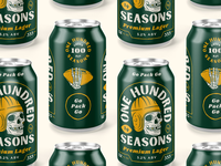 One Hundred Seasons Premium Lager