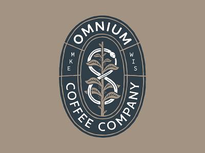 Omnium Coffee Co. ouroboros snake coffee omnium