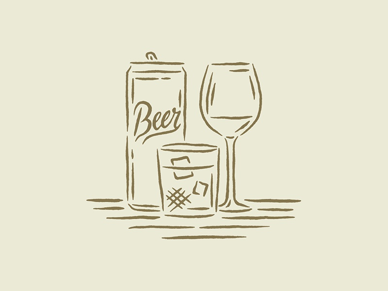 Alcohol can glassware old-fashioned drink wine beer alcohol