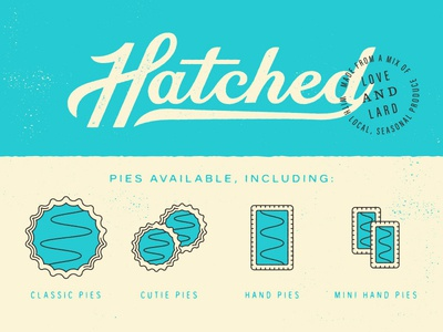 Hatched Event Flyer