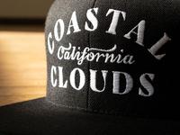 Coastal Clouds Hat