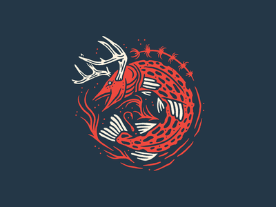 Muskee Buck fish buck muskee wisconsin