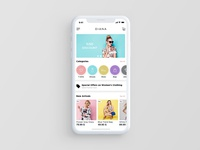 Diana - Fashion App