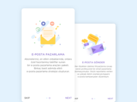 Onboarding Screen Design