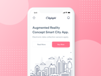 Citylight Smart City - Mobile Web