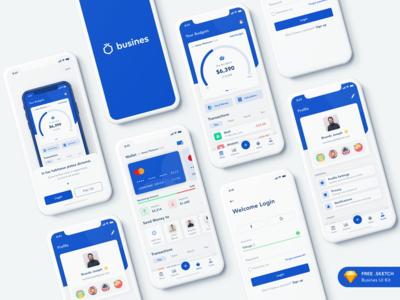 Busines - Bank App