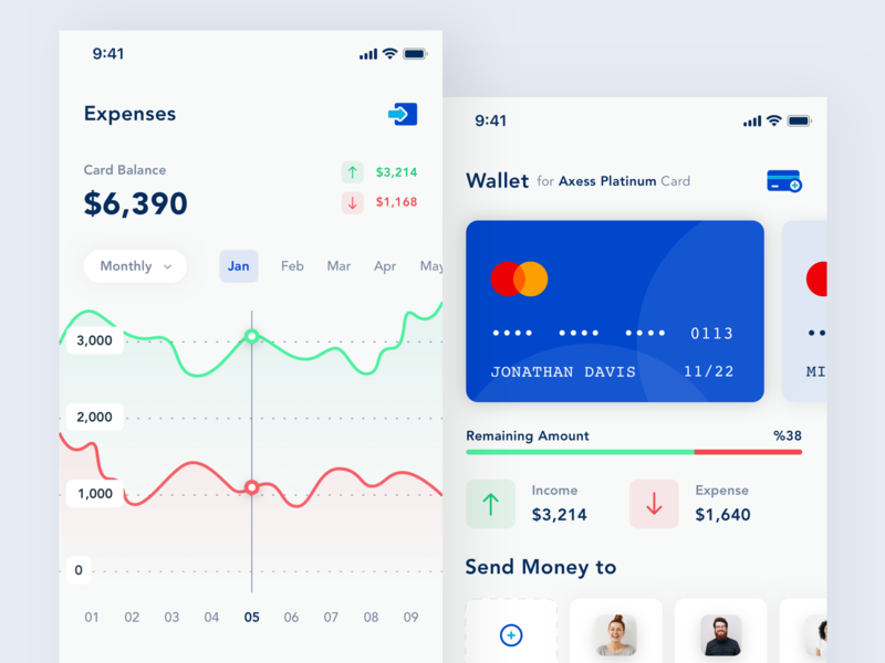 Bank App - Details Page crypto wallet ui ux statistics progress profile product money mobile ios icons ecommerce data dashboard cryptocurrency crypto chart bitcoin bank app design app
