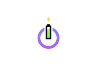 Power Button + Battery