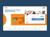 Riipen Hero Page Visual Concept