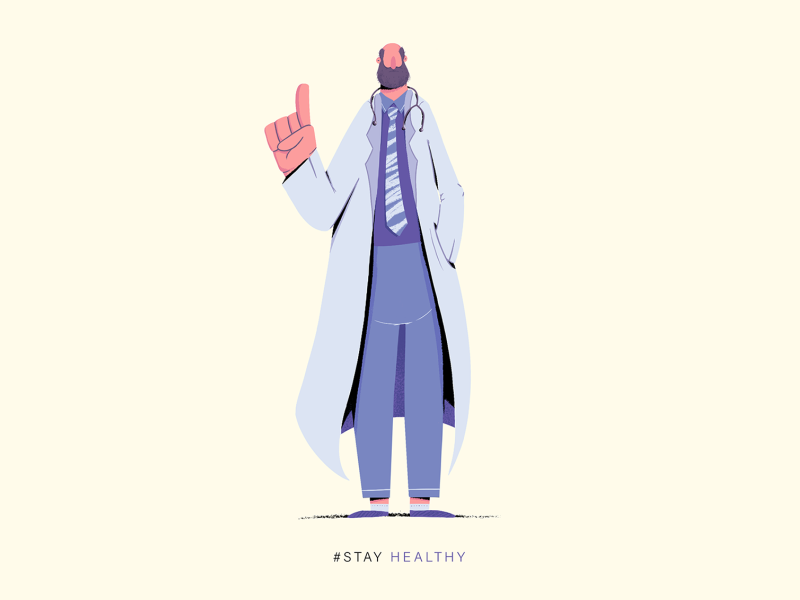 Doctor #stayhealthy precreate photoshop process health medical covid19 stay stayhome stayhealthy doctor characterdesign design character cartoon