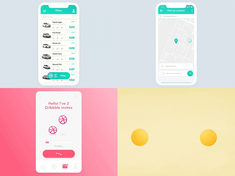 The best of 2018 #Top4Shots by Leonardo F  Dias on Dribbble