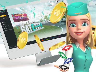 Casino web design photoshop graphic designer company design website web casino