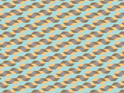 my favourite colour is teal pattern tessellation