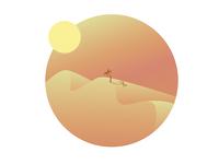 Simple desert