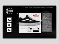 nativos skateshop ecommerce concept