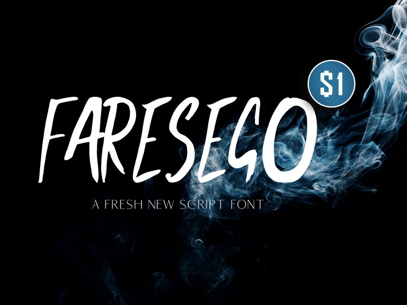 Faresego Script Font shirt script quotes professional print photography modern minimalist magazine logo handwritten handwriting fonts fashion elegant design card business branding beautiful