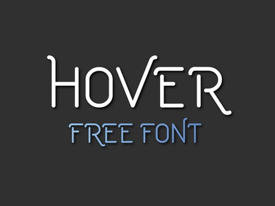 Free Hover Display Font paintbrush paint maulanacreative marker informal hipster heavy handwritten handwriting handmade fonts font fancy elegant cursive cool contemporary connected clean bold