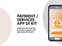 Free Payment Services App UI Kit mobile minimalist metro design metro iphone app iphone 6 iphone 5 iphone ipad app ios 8 ios interface infographics gui flat bootstrap app ui app android